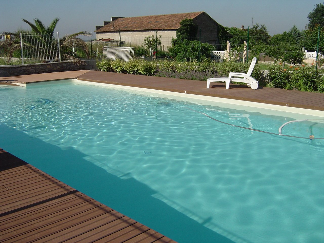 Liner piscine couleur sable for Piscine liner